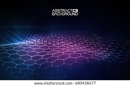 stock-vector-futuristic-hexagon-vector-illustration-futuristic-hexagon-vector-illustration-hud-element