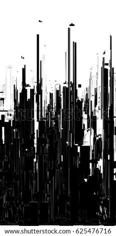 futuristic megalopolis city