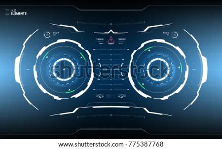 futuristic technology control