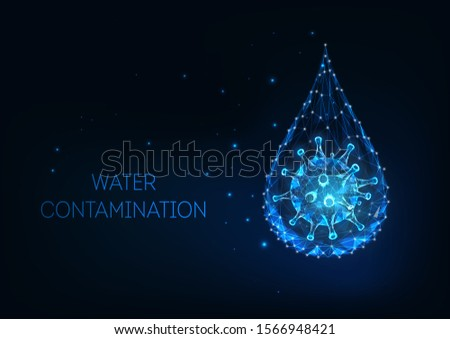 futuristic water contamination