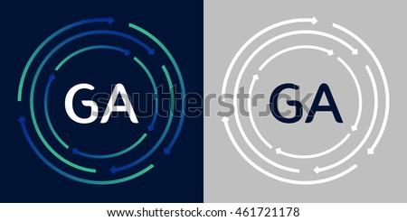 ga design template elements in