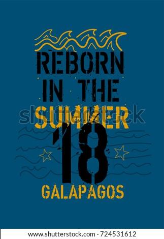 galapagos reborn in the summer