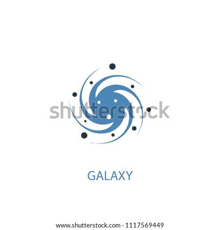 galaxy concept 2 colored icon