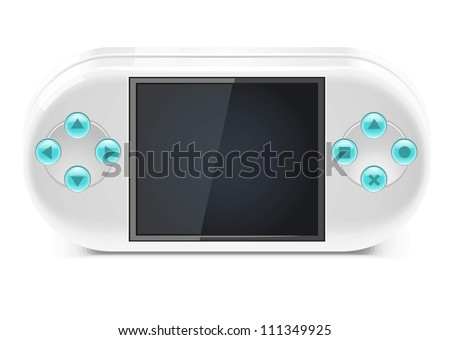 game console