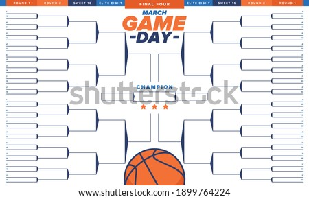 game day playoff grid