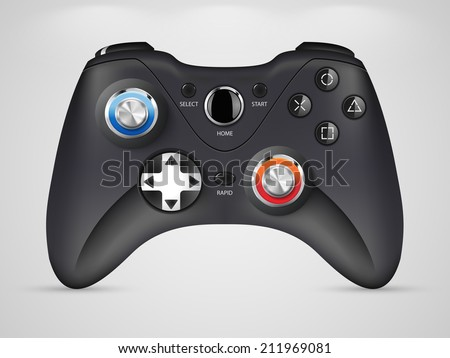 gamepad   video game controller