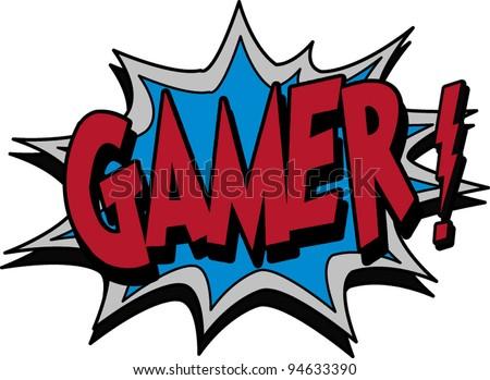 gamer sign