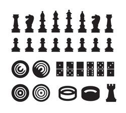 Games. Vector format