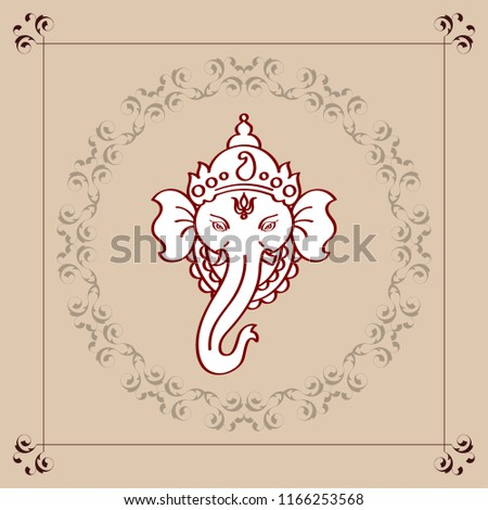 stock-vector-ganesha-the-lord-of-wisdom-vector-illustration