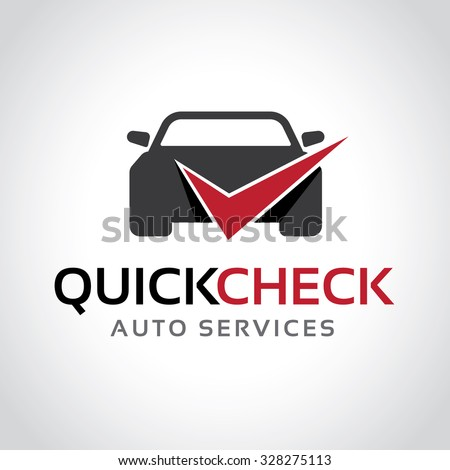 Vector Images Illustrations And Cliparts Garage Logo Automotive Check Logo Vector Logo Template Hqvectors Com