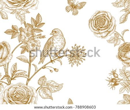 garden flowers roses  peonies
