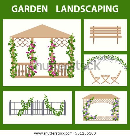 garden pavilions and garden