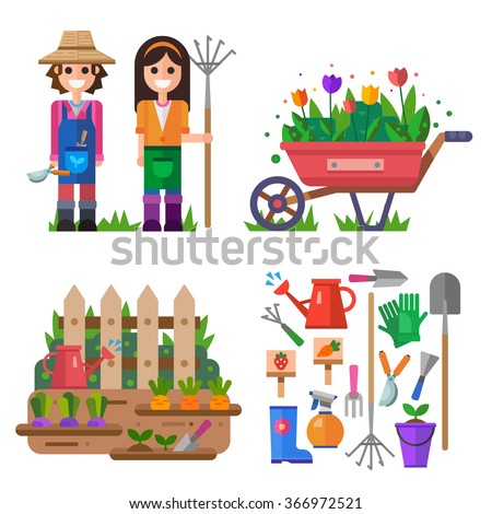 gardening and everything linked