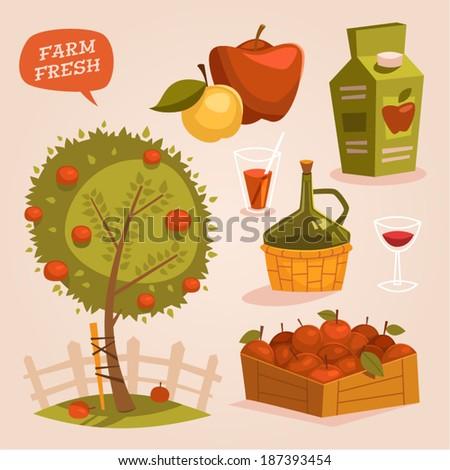 gardening. farm fresh. retro...