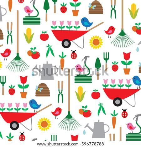 gardening pattern #596778788