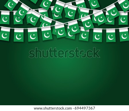 Pakistan Day Background - Download Free Vectors, Clipart