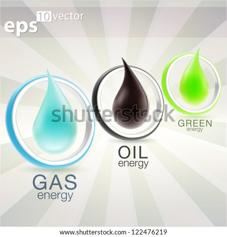 gas  oil and eco friendly