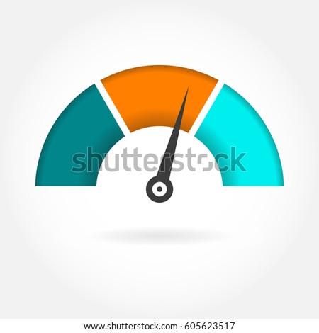 Gauge chart Popular Royalty-Free Vectors | Imageric com