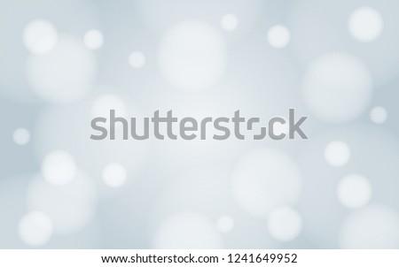 gaussian blur white snow of