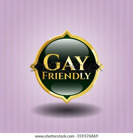 Gay Friendly golden badge