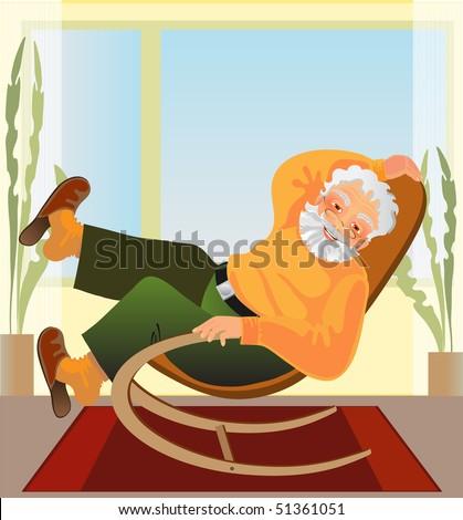 stock vector gay grandpa 51361051 Virginia Beach, Virginia, Famous Scenes of the City Premium Poster