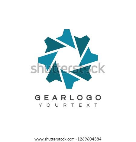 gear logo design