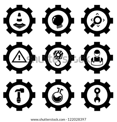 gear set and construction vector