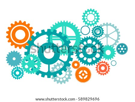 Gear set compilation in color vector