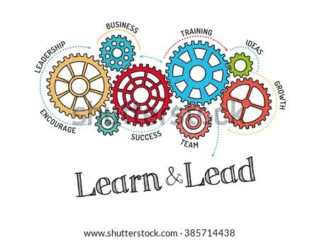gears and learn and lead