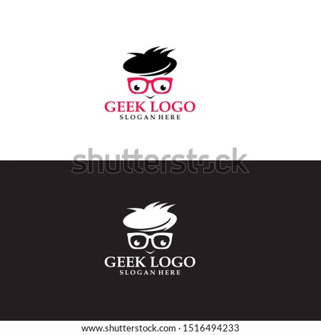 Geek People Logo in Vector