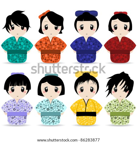 geisha collection