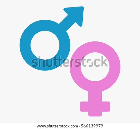gender icon male and female