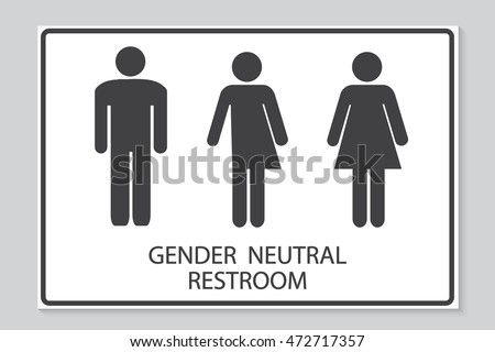 Royalty Free Restroom Signs 222963484 Stock Photo
