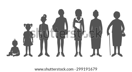 generation of woman from