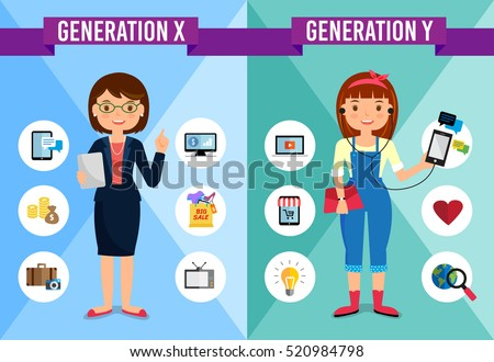 generations comparison