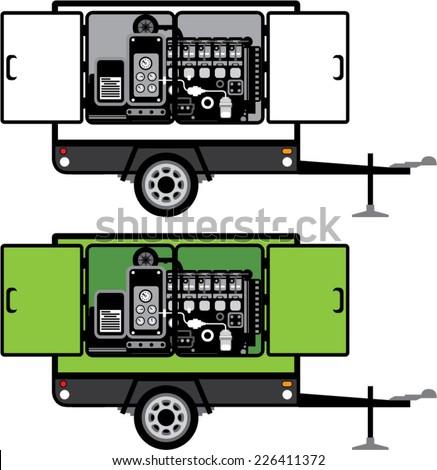Generator Free Vector Download 2 Free Vector Graphic