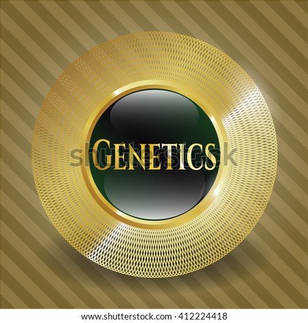 Genetics golden badge