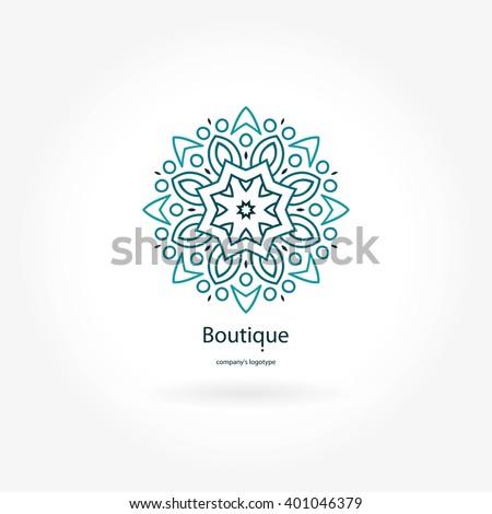 gentle blue logo company logo