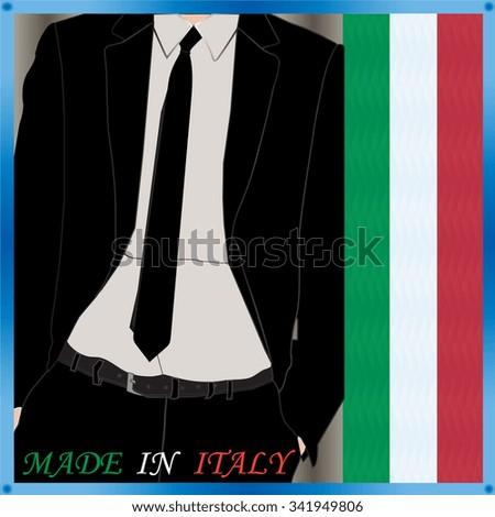gentleman italian in concept