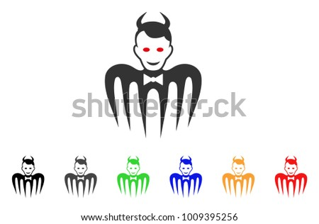 gentleman spectre devil icon