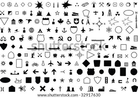 geographic symbol