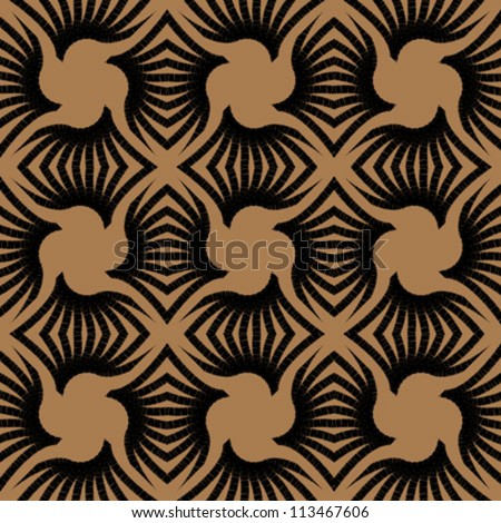 Geometric Seamless Pattern, Royalty Free Vector Patterns