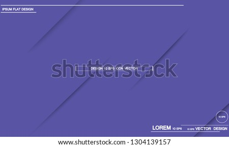 Geometric background. Dynamic shapes composition. Eps10 vector. #1304139157