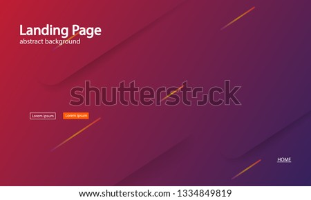 Geometric background. Dynamic shapes composition. Eps10 vector. #1334849819
