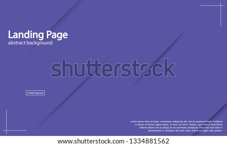Geometric background. Dynamic shapes composition. Eps10 vector. #1334881562