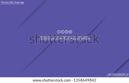 Geometric background. Dynamic shapes composition. Eps10 vector. #1358649842