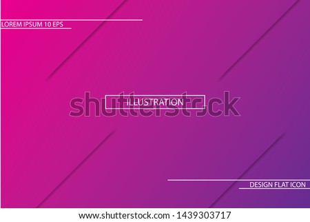 Geometric background. Dynamic shapes composition. Eps10 vector.Creative geometric wallpaper #1439303717