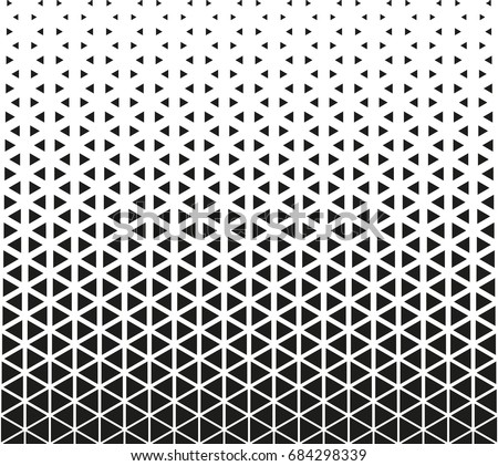 Black And White Triangles Pattern Download Free Vector Art Stock Enchanting Black Pattern