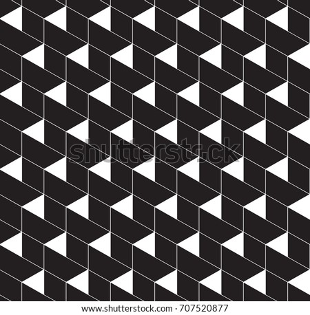 Black And White Triangles Pattern Download Free Vector Art Stock Amazing Black Pattern