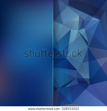 stock-vector-geometric-blue-background-vector-illustration-graphic-design-editable-for-your-design-beautiful